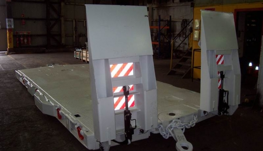 Refurbished Heavy Duty Platform